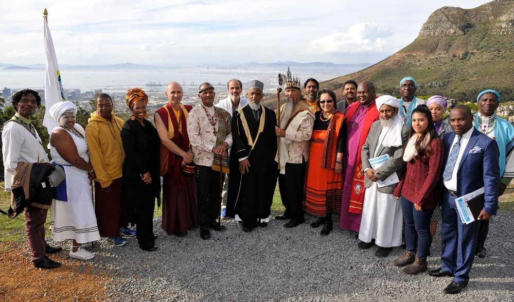 inter religious leaders and the mayor